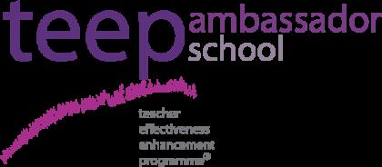TEEP Ambassador School Logo